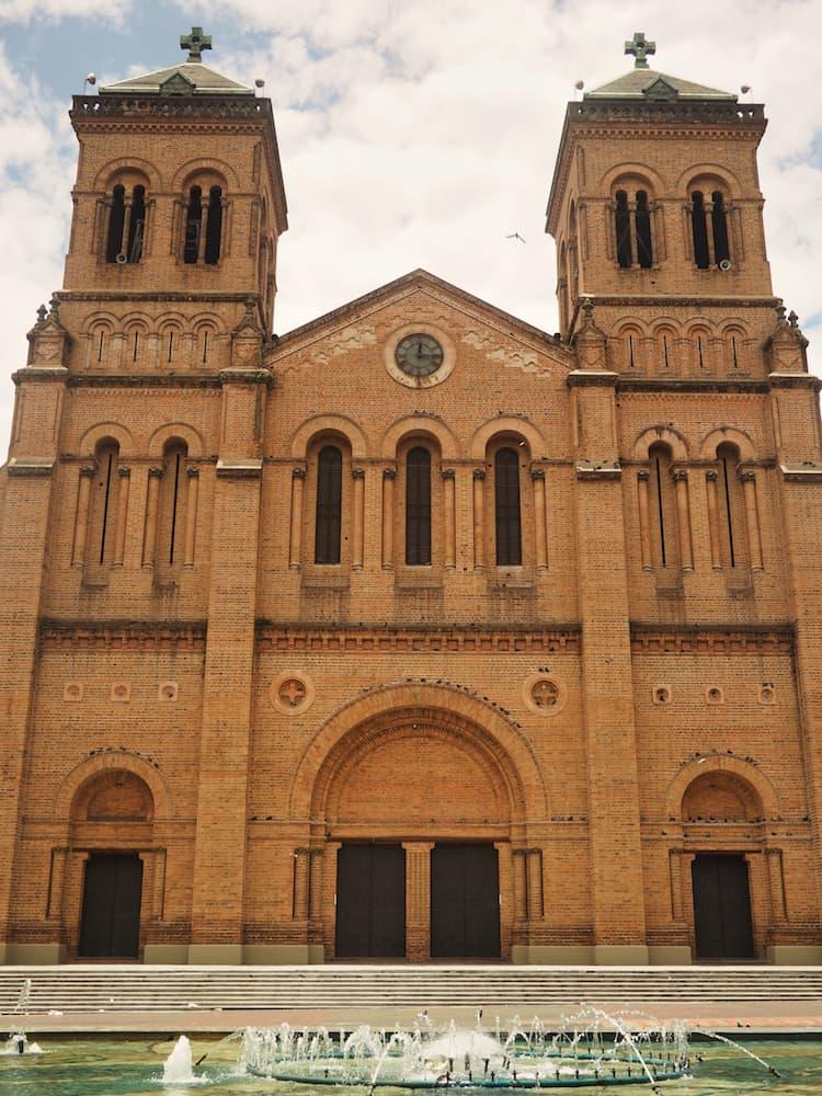 Metropolitan Cathedral, Medellin