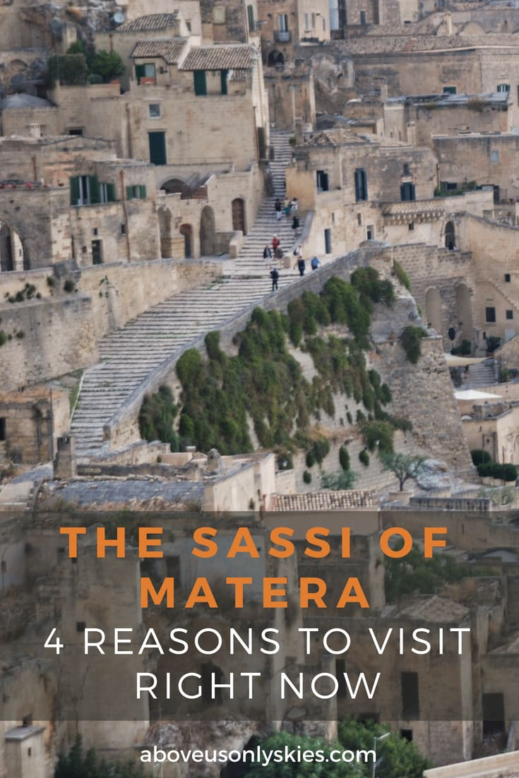 The UNESCO World Heritage listed Sassi of Matera is renowned for its cave dwellings and incredible history - here's why you should go as soon as you can...#WeekendEscapes #WorldHeritageSite #UNESCO #Italia #LuxuryTravel