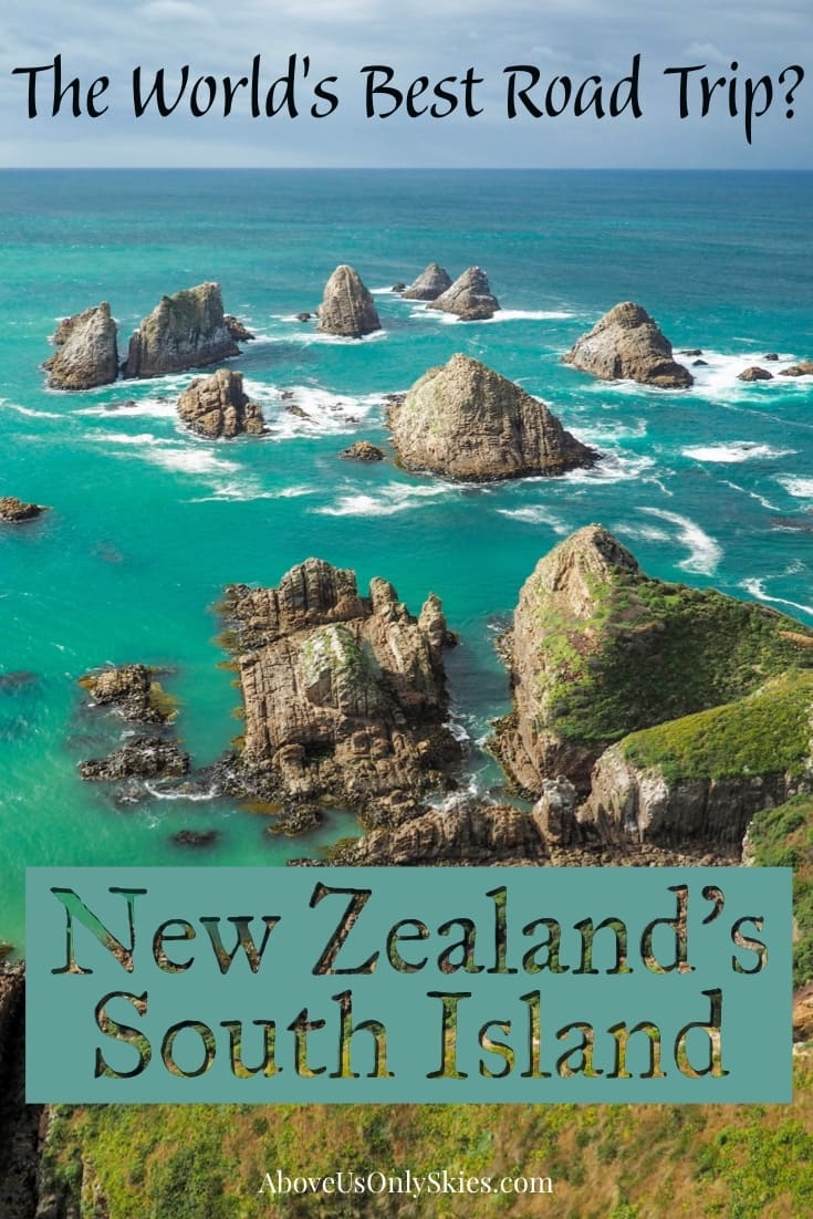 New Zealand's South Island is absolutely perfect for a road trip, and we reckon this one is up there with the very best on the planet#newzealandtravel #newzealandcamping #newzealanditinerary #southisland #campernz #newzealandroadtrips #queenstown #milfordsound #couplestravel #roadtrips
