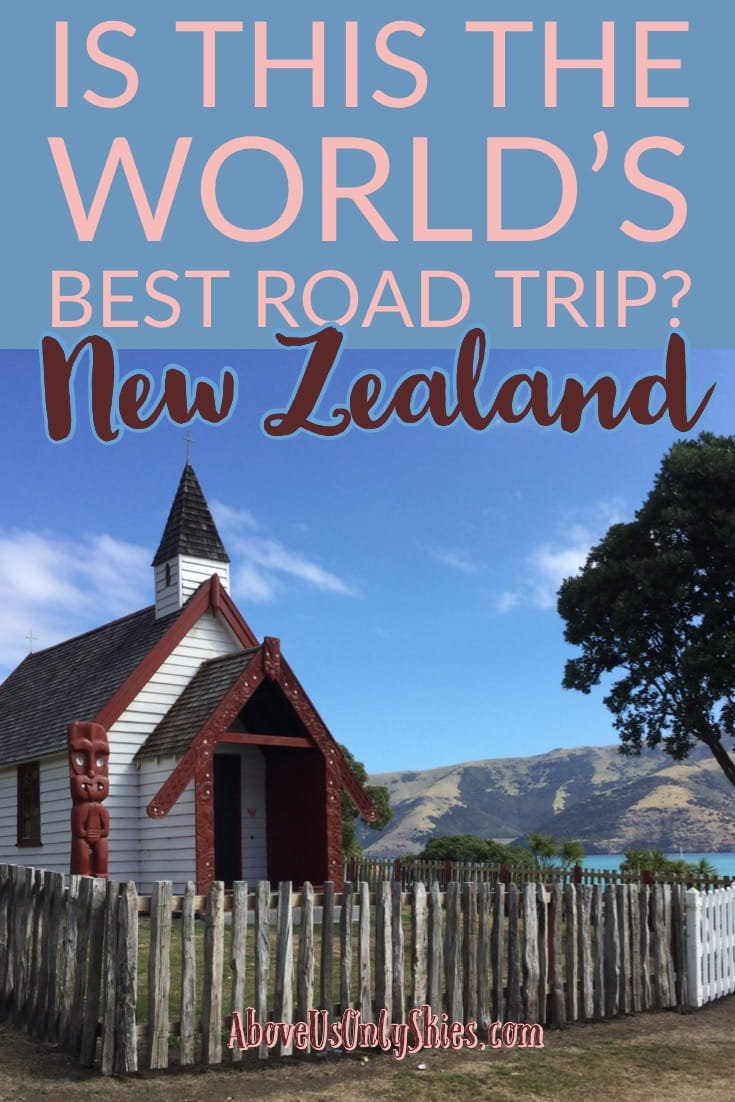 New Zealand's South Island is absolutely perfect for a road trip, and we reckon this one is up there with the very best on the planet