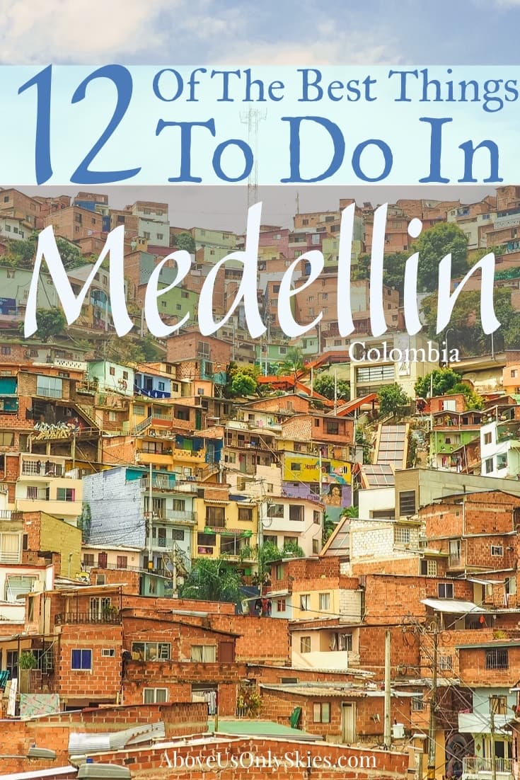 Once the murder capital of the world, Medellín is now reinventing itself as one of Latin America's most dynamic cities. No longer the haunt of Escobar, Medellin is culturally rich with art from Botero and stunning architecture. If you're planning on travelling there, here's our travel tips and must sees. Above Us Only Skies. #medellin #colombia #southamerica #Botero #Guatape #Jardin #medellincolombia #colombiathingstodo