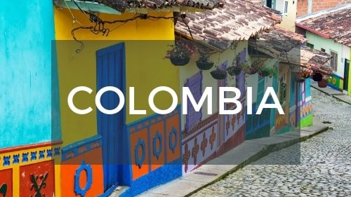 Colombia page link