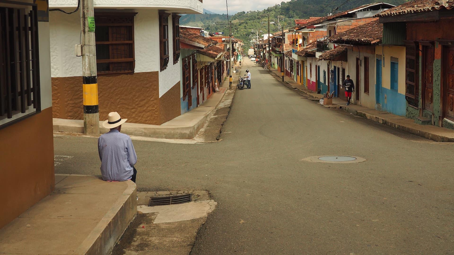 El Jardin street