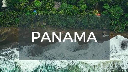 Panama page link