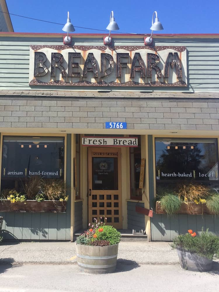 The Bread Farm in Edison