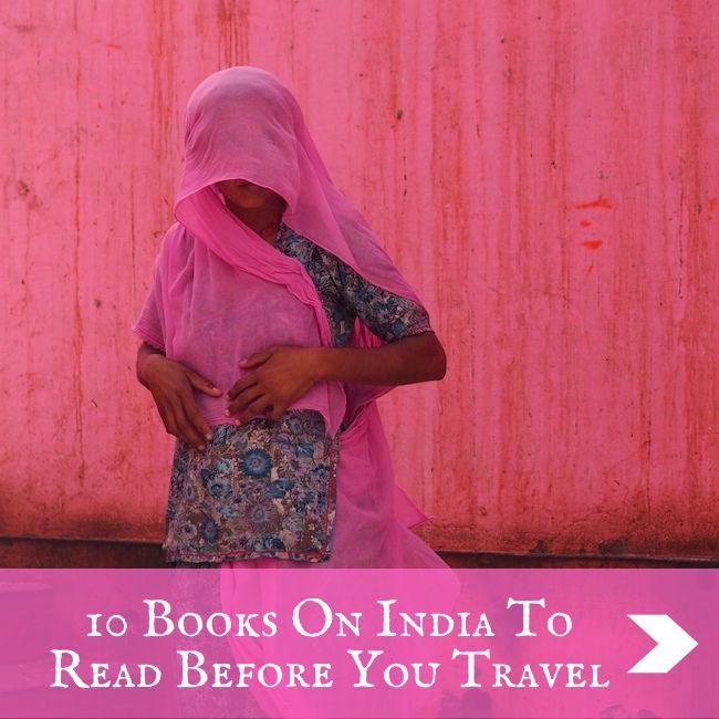 INDIA - books