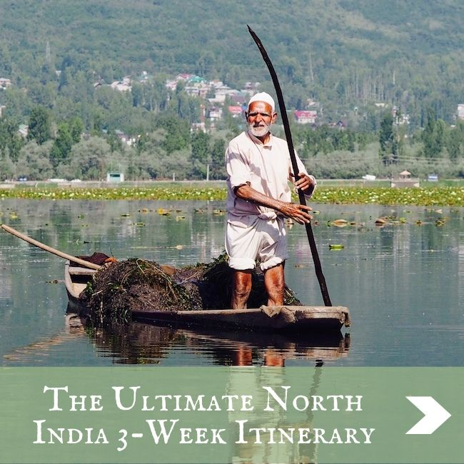 INDIA - NORTH ITINERARY