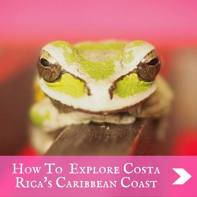 ITINERARIES - Costa Rica
