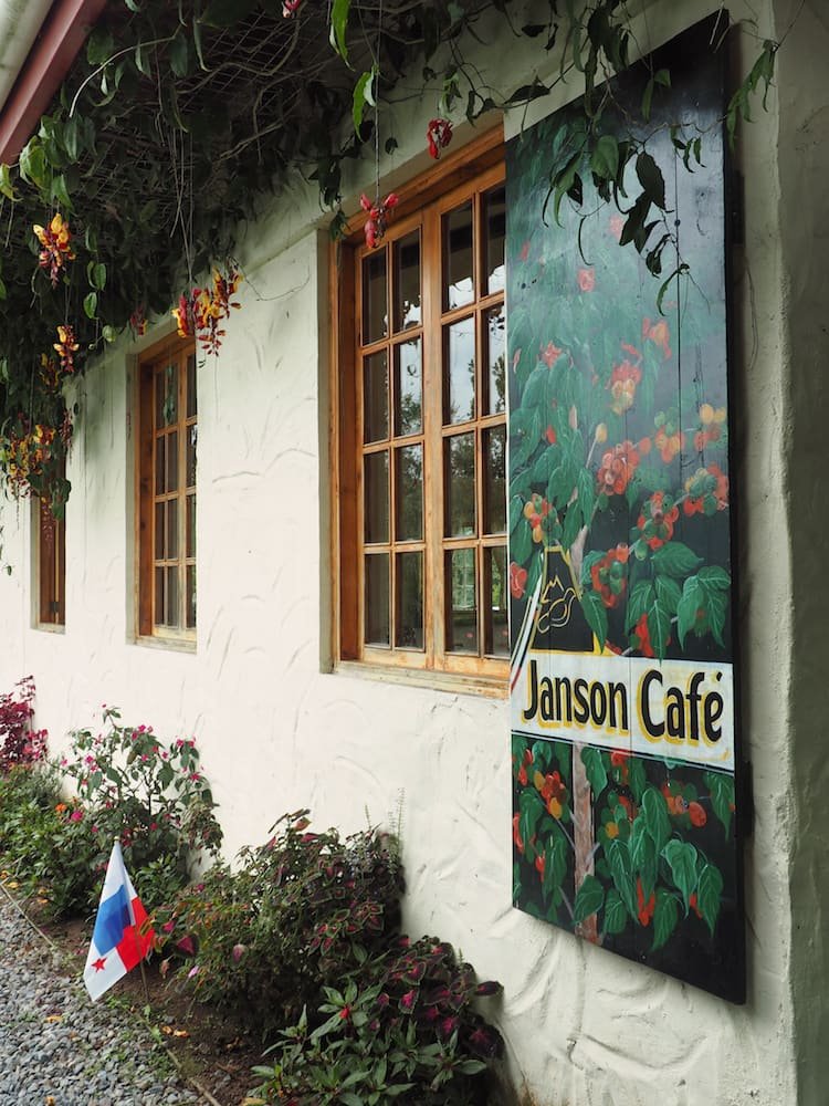 Janson Coffee Shop