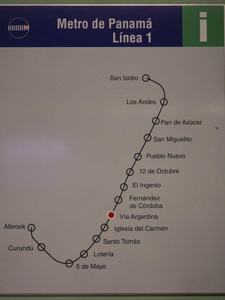 Metro Line 1 stations