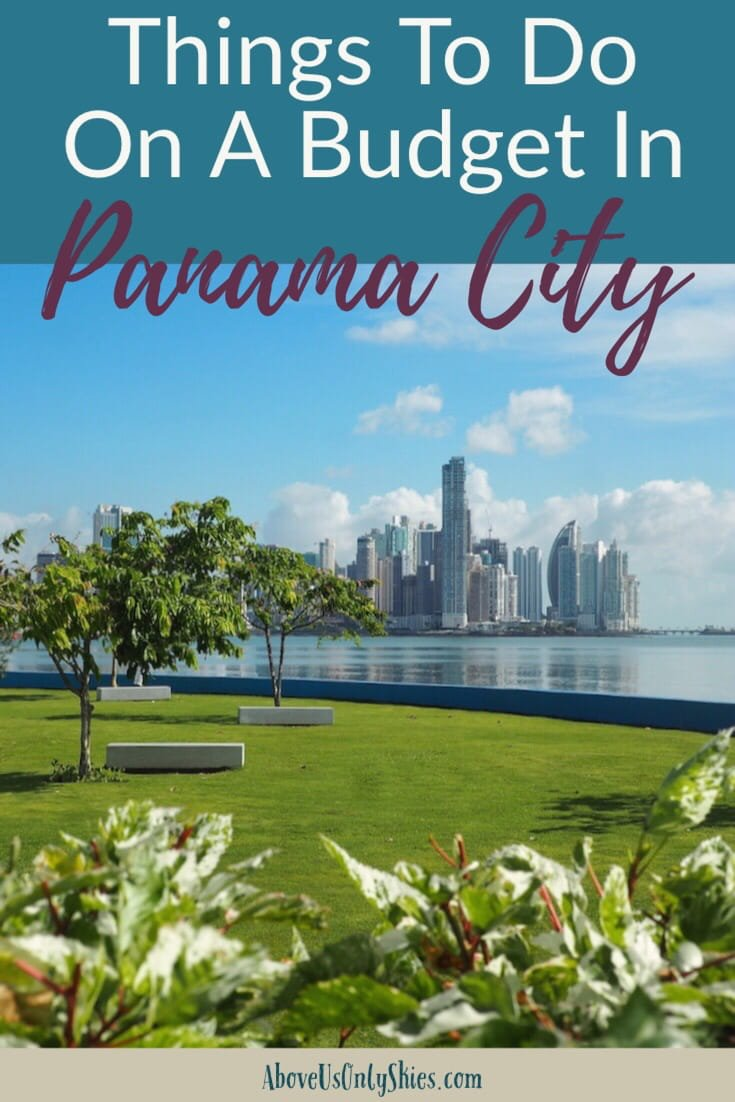 Many backpackers avoid Panama City, Panama as it's not renowned for being budget friendly. In this guide we show you our favourite things to do, exploring Casco Viejo, best Street eats, public transport and the best ways to see that awesome skyline #panamaairport #panamaskyline #panamacitybudget #budgettravel #coupletravel #centralamerica