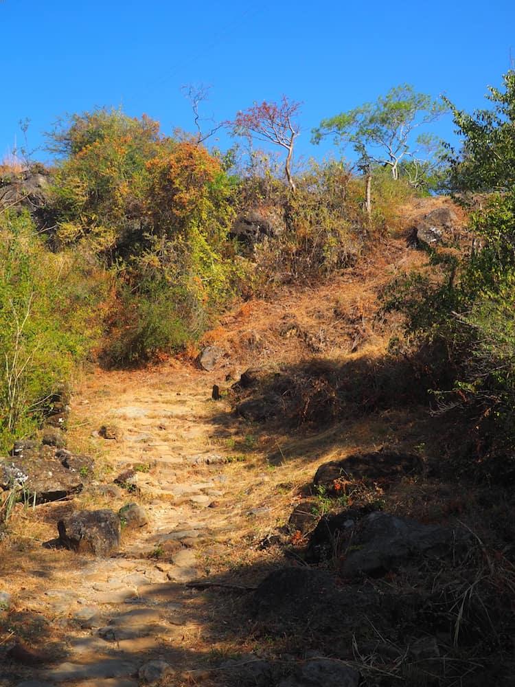 El Camino Real - footpath