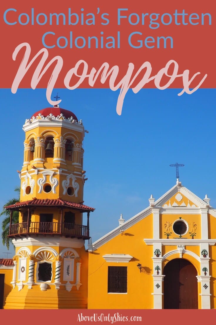 Here's our guide on Santa Cruz de Mompox and 10 things you need to know about this Colonial gem. Set in Northern Colombia, this UNESCO world heritage site is steeped in history. Famous for its filigree artisans, there's plenty to see and do. #colombiatravel #filigree #unesco #colonialtown #mustseecolombia #magicalrealism #southamerica #mompox