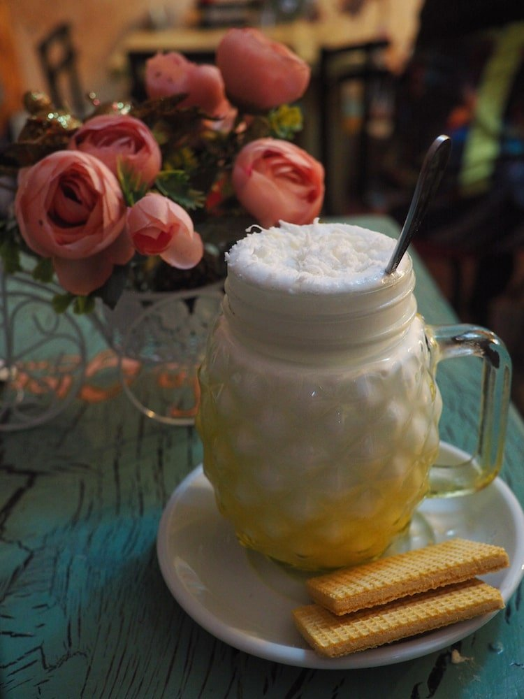 Coco limonada