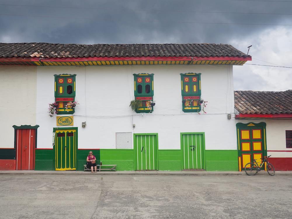 San Felix's plaza