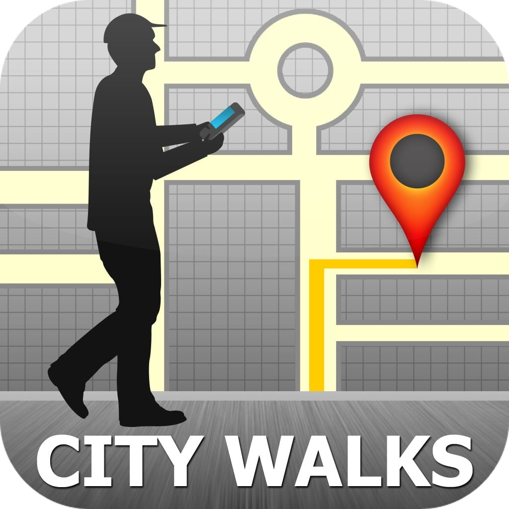 GPSmyCity City Walks