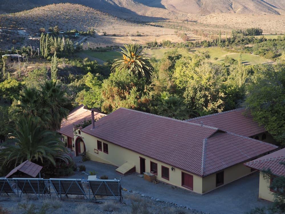 Hacienda de los Andes