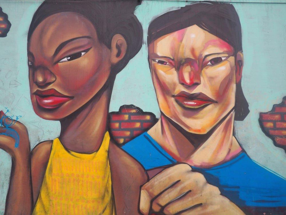 Barranco, Lima - street art