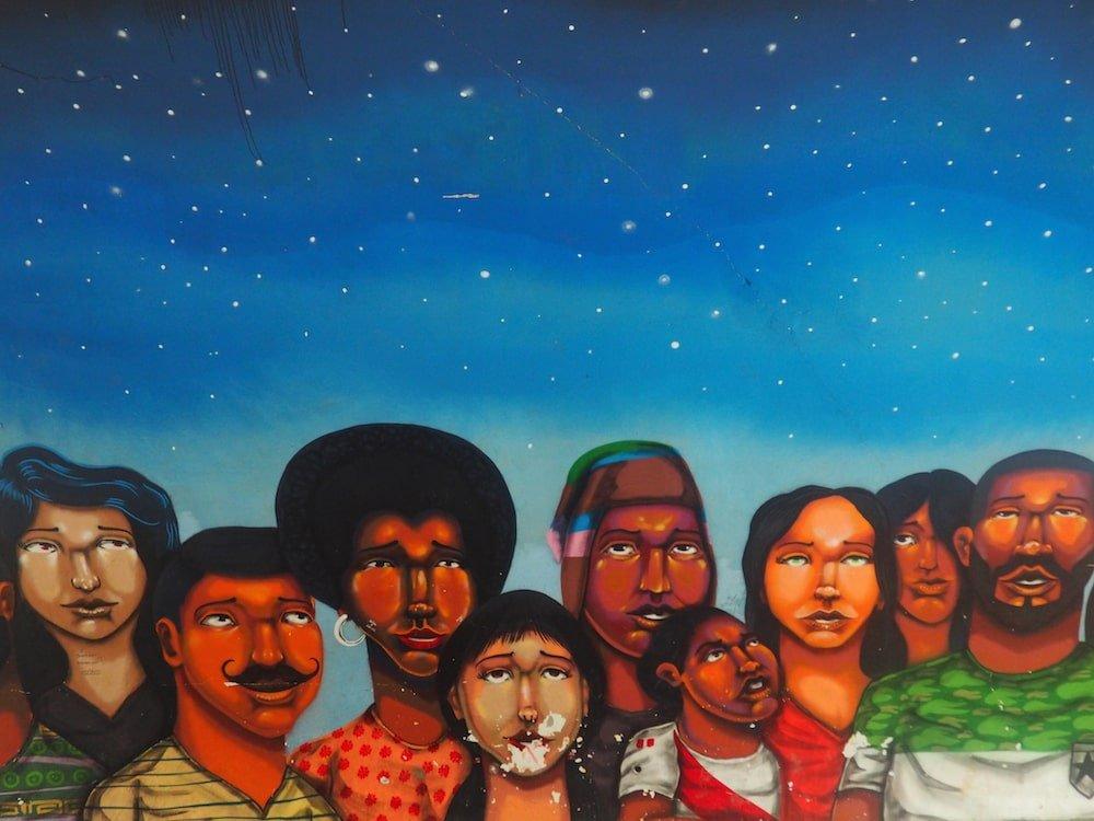 Barranco, Lima street art