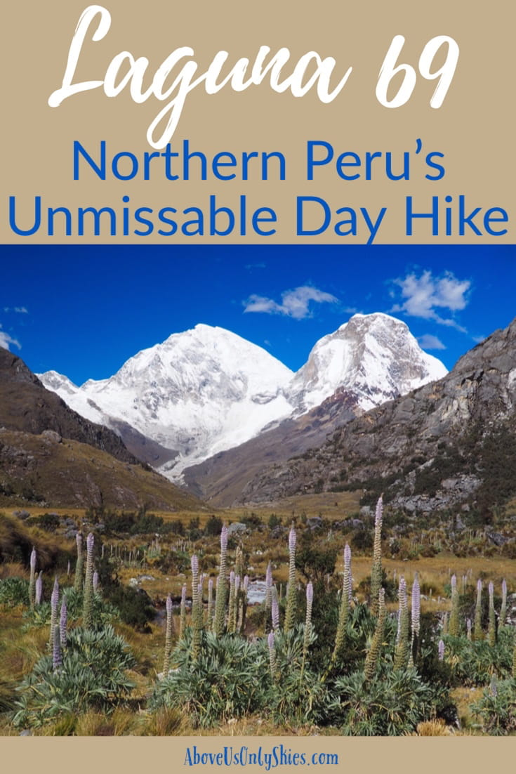 Northern Peru's Huascaran National Park is a genuinely world-class adventure paradise - and the hike to Laguna 69 is one of the jewels in its crown  #travel #trekking #laguna69 #glaciallake #dayhike #huaraz #perutravel #northernperu