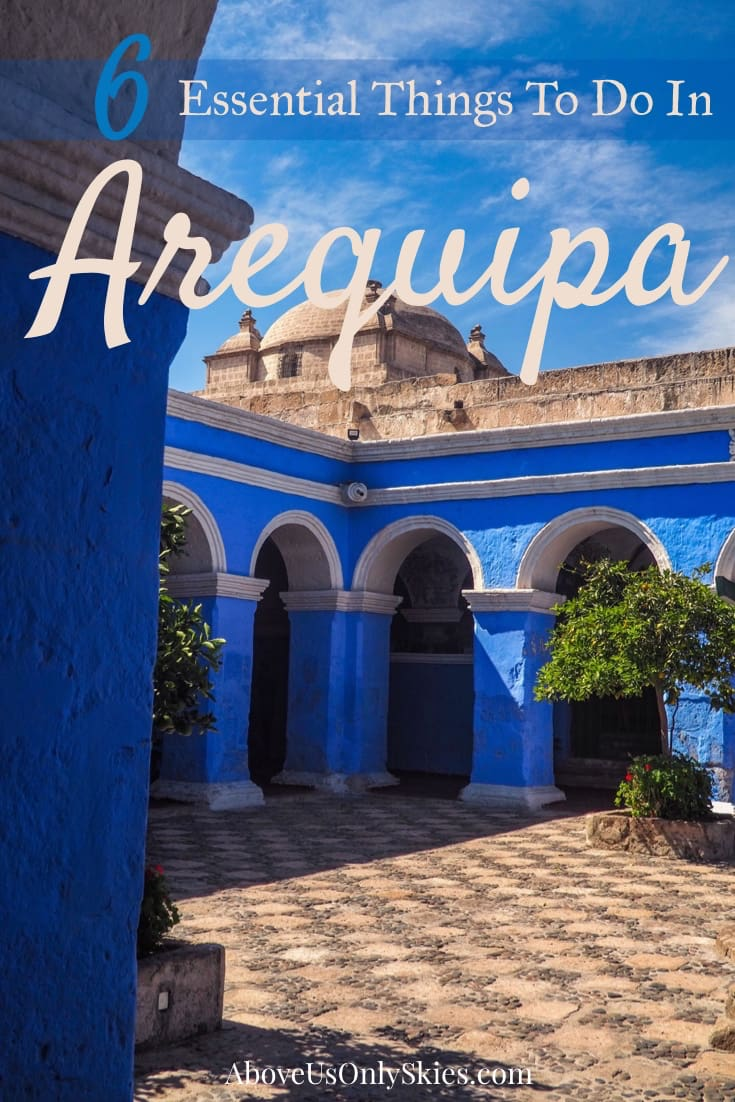 Arequipa is perhaps Peru's loveliest and most underrated city, which is why we reckon it's a better alternative to Cusco – and here are six reasons why