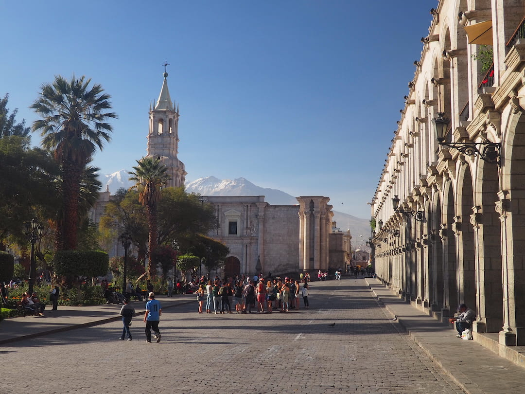 6 Essential Things To Do In Arequipa