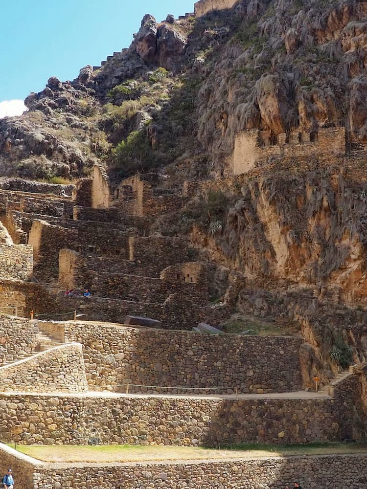 The Fortress - Ollantaytambo