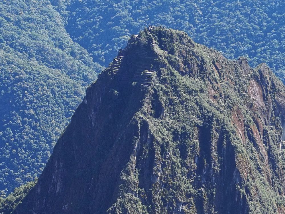 Wayna Picchu Mountain