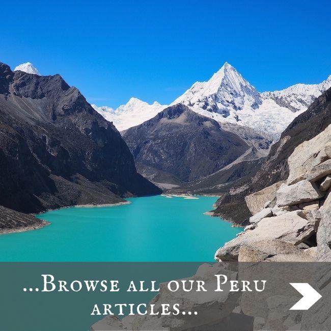 PERU - home page