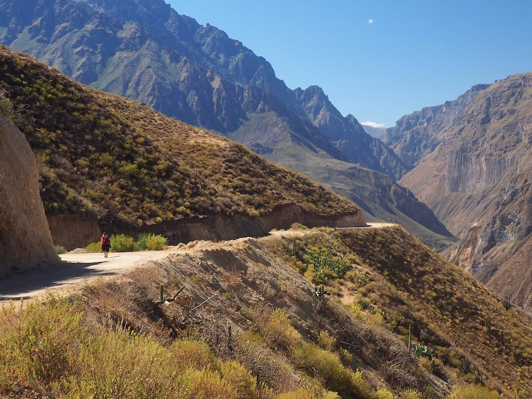 A THREE DAY GUIDE TO THE ASTONISHING COLCA CANYON IN PERU