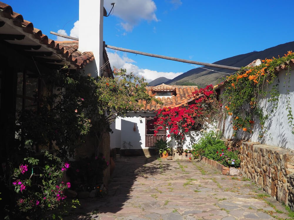 Our Airbnb in Villa de Leyva