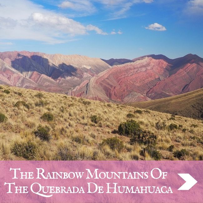 Argentina - Quebrada de Humahuaca