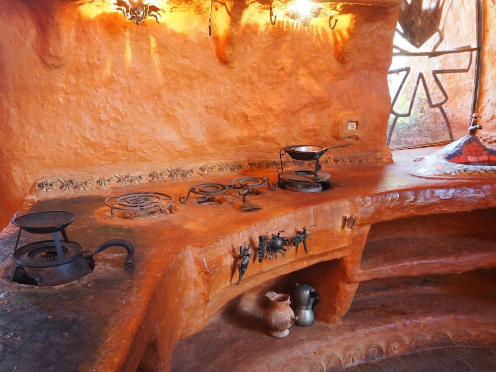 Inside Casa Terracota