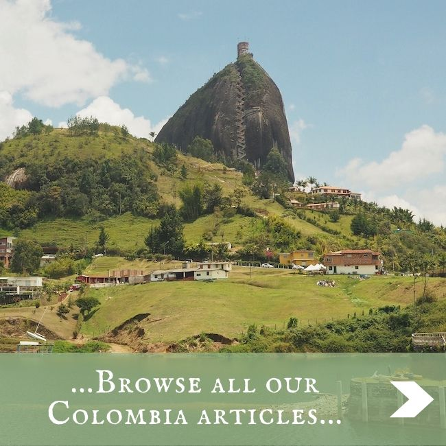 COLOMBIA - home page