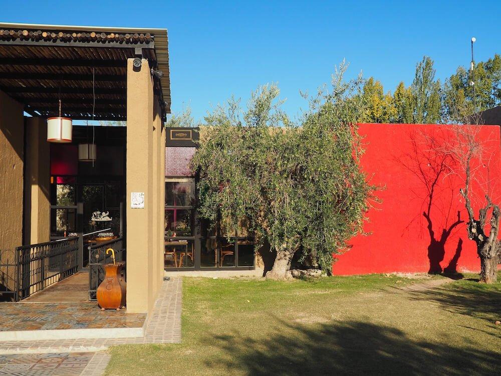 El Enemigo's restaurant, Mendoza