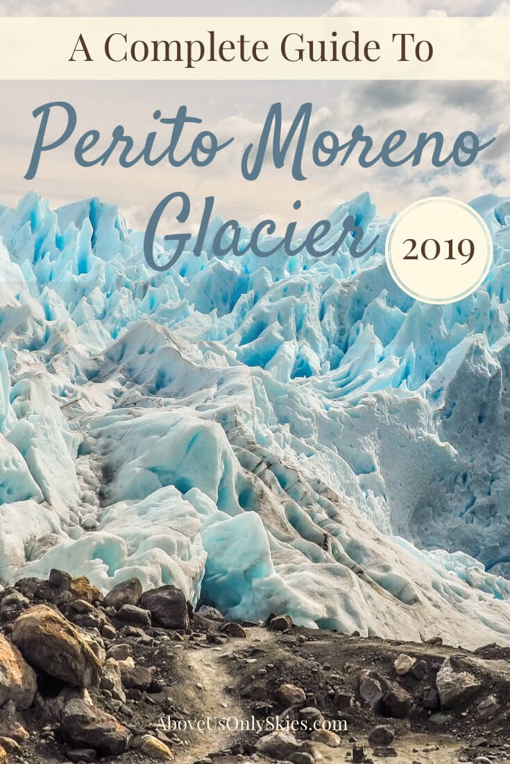 Perito Moreno Glacier In Argentina is a thrilling travel experience. Part of Los Glaciares National Park in Patagonia, it is the third largest ice cap in the world and a UNESCO world heritage site. Our 2019 guide tells you all you need to know to make the most out of this stunning natural wonder. #patagonia #Argentina #southamericatravel #peritomoreno #unesco #glacier #backpackingsouthamerica #adventuretravel