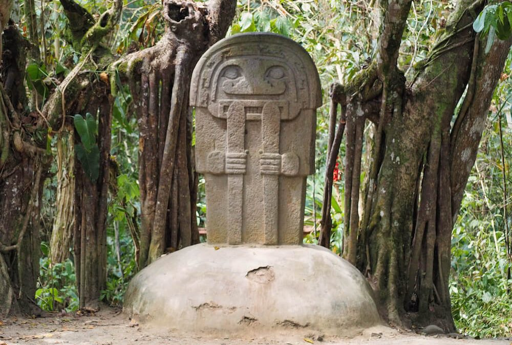 The Archaeological Wonders Of San Agustin, Colombia