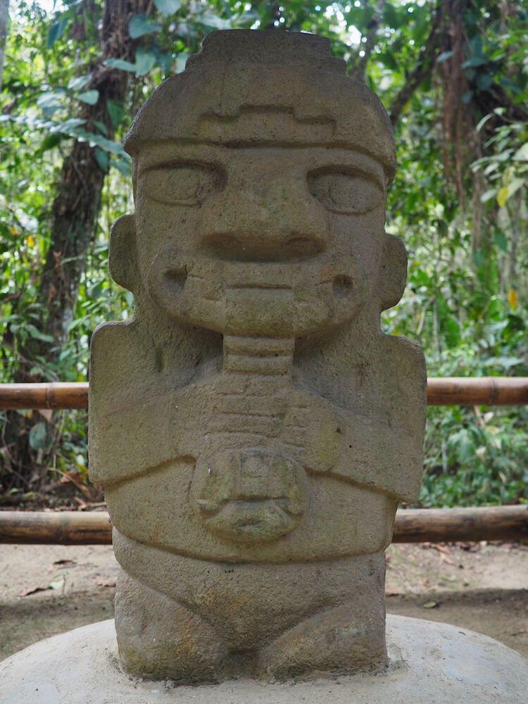 Parque Archaeologico, San Agustin Colombia