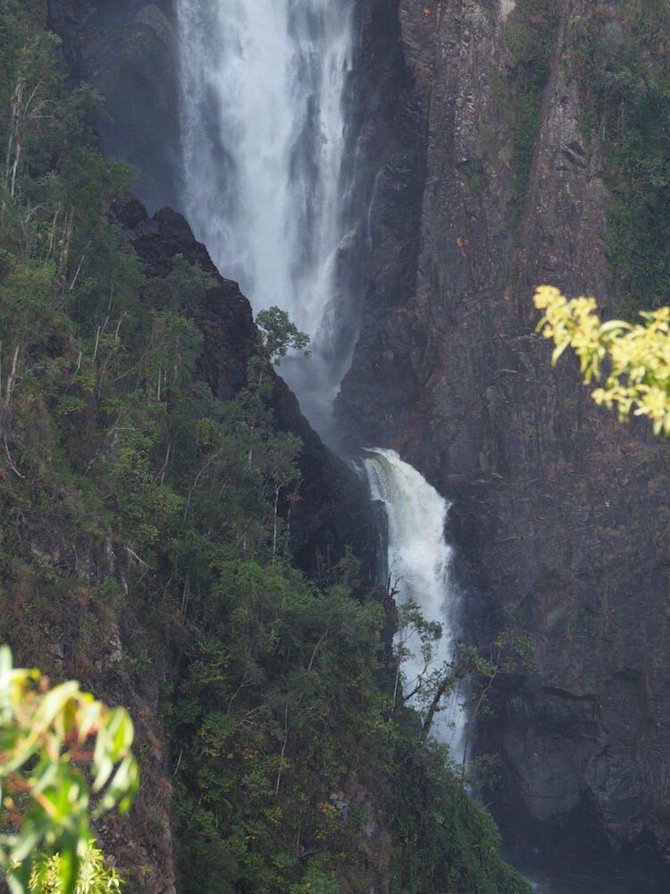 Salto de Bordones, San Agustin Colombia