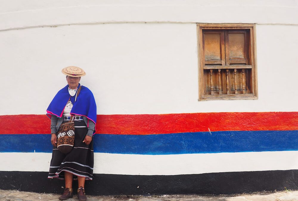 An Encounter With The Guambiano People Of Silvia, Colombia