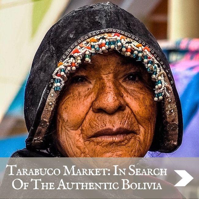 Bolivia - Tarabuco Market