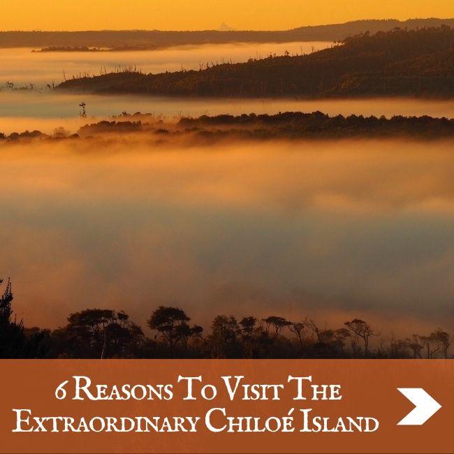 CHILE - Chiloe Island