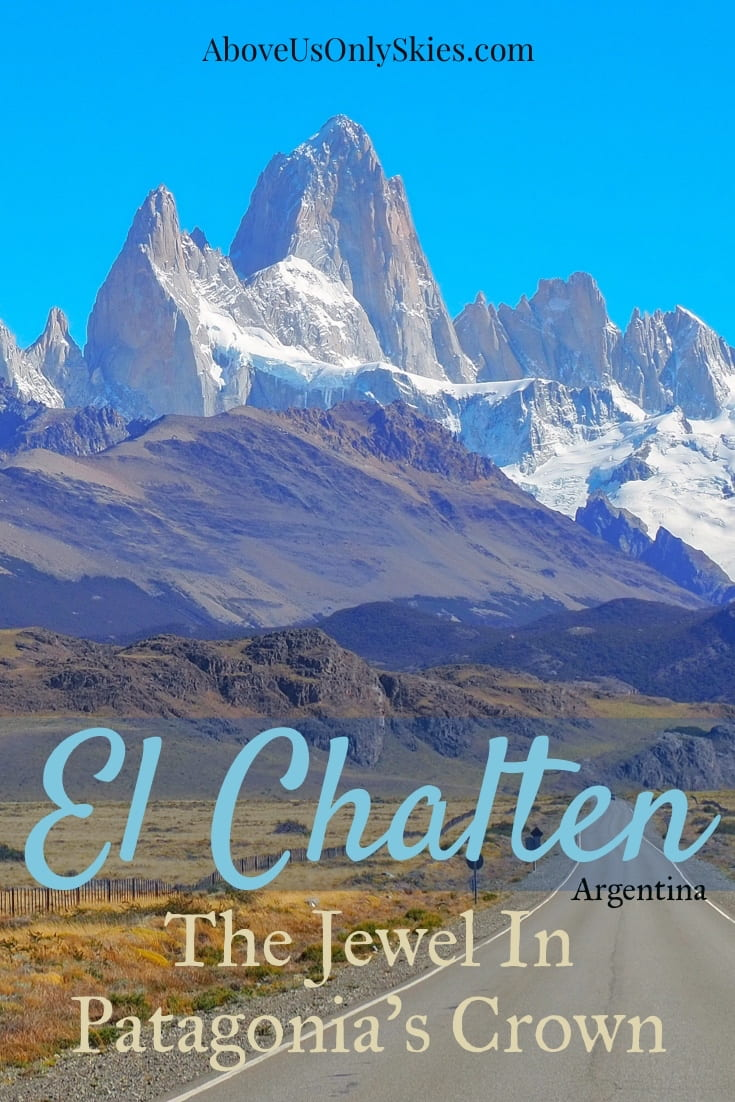 An El Chalten day hike is one of the best things you can do in Southern Patagonia and Argentina as a whole. Here's our guide to what's on offer #argentina #patagonia #patagoniahike #trekkingpatagonia #elchalten #southamericabackpacking #roadtripping #mountfitzroy