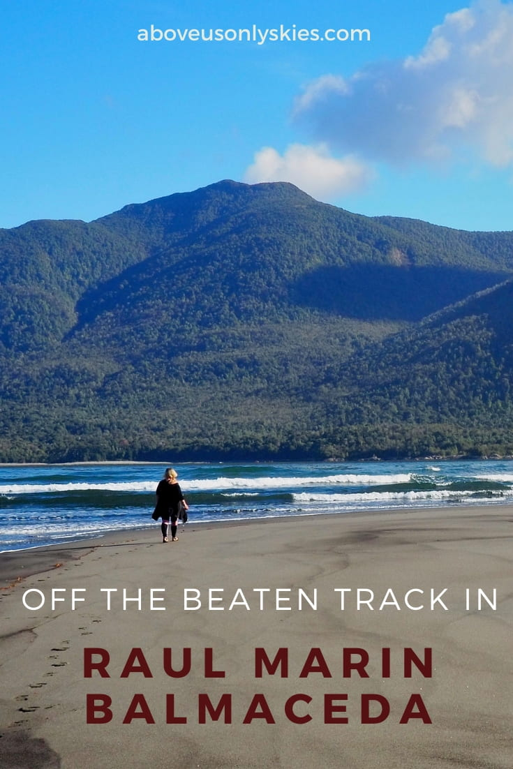Exploring the fiords, virgin rainforest and sandy beaches of Puerto Raul Marin Balmaceda is a great diversion from Chile's Carretera Austral. Here's why #chile #patagonia #southamerica #patagoniaroadtrip #offthebeatentrack #chiletravel #travelphotography