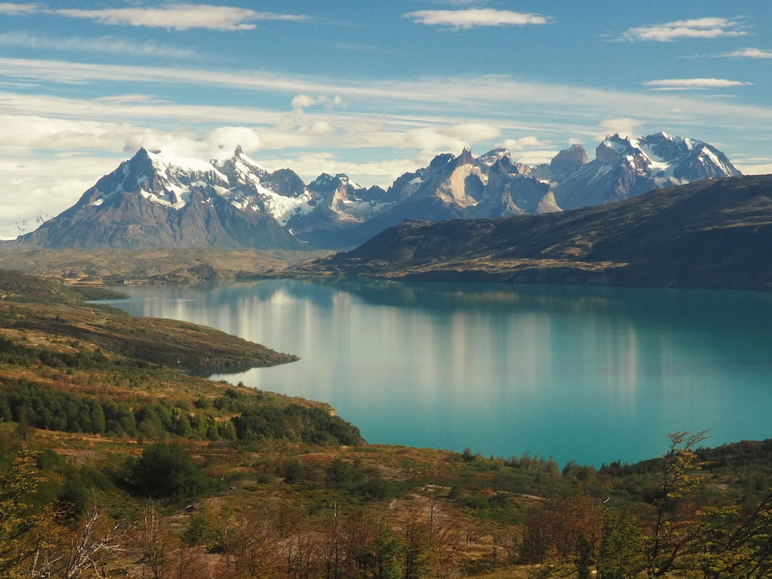 HOW TO EXPLORE TORRES DEL PAINE NATIONAL PARK IN A CAMPER VAN