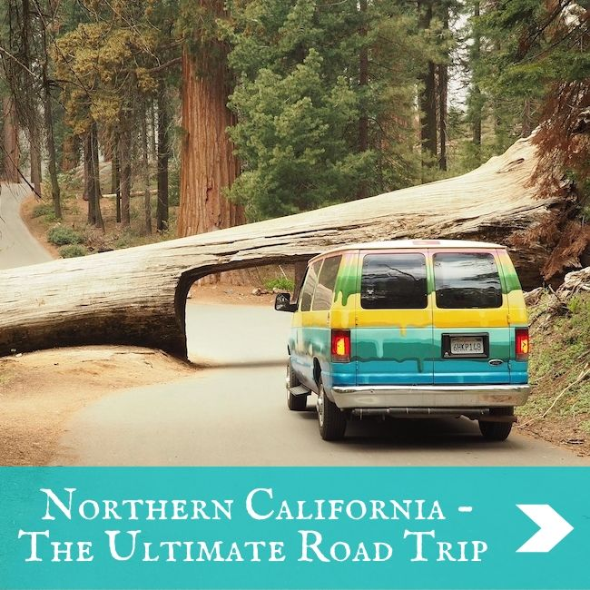 USA  - California Road Trip