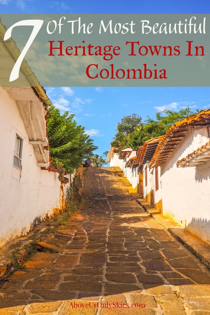There's no shortage of colourful and vibrant towns in Colombia to visit. But here are seven of the most beautiful you simply can't afford to miss #Colombiatravel #colombiaphotography #pueblospatrimonio #mompox #laplayadebelen #barichara #mongui #salamina #villadeleyva #jardin #colombiatravelitinerary #twoweekscolombia #colombiabackpacker