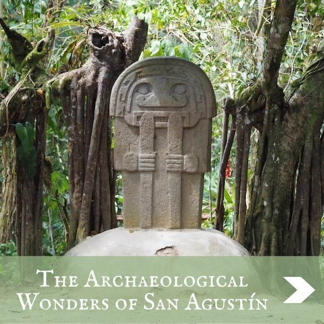 Archaeological Wonders Of San Agustin