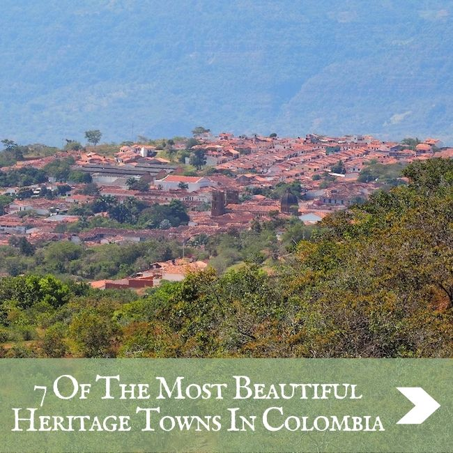 COLOMBIA - Heritage Towns