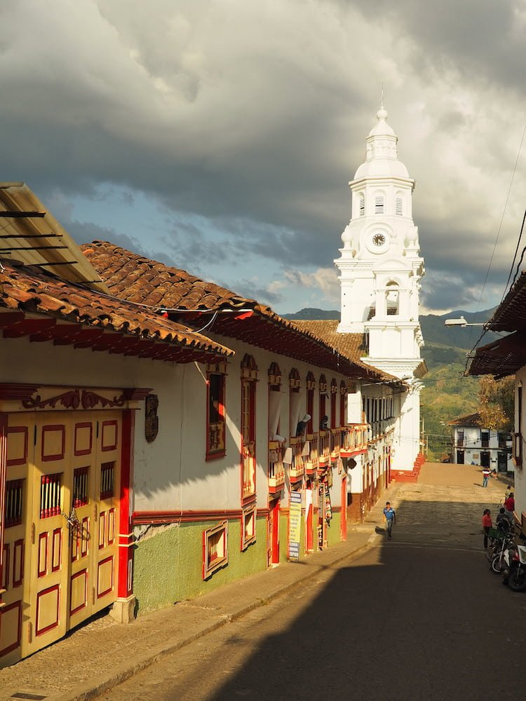 Heritage towns in Colombia - Salamina